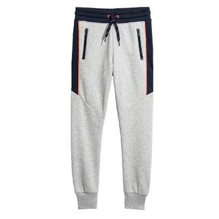 エイチアンドエム(H&M)のH&Mキッズジョガーパンツグレー160(パンツ/スパッツ)