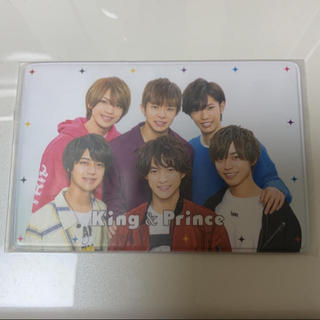 Johnny's - King&Prince 会員証ケース