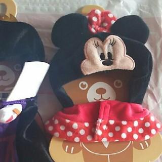 ディズニー(Disney)のミニー コスチューム(ぬいぐるみ)