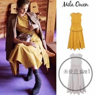 Mila Owen - ★未使用★ミラオーウェン mila owen セットアップ グレー