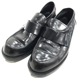 ヨウジヤマモト(Yohji Yamamoto)のヨウジヤマモト ローファー(ローファー/革靴)