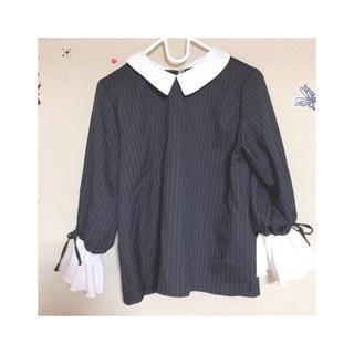 シマムラ(しまむら)の襟付きトップス(シャツ/ブラウス(長袖/七分))