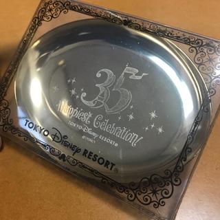 ディズニー(Disney)の新品 Disney ディズニー 35周年 グッズ 小物入れ 金メッキ(小物入れ)