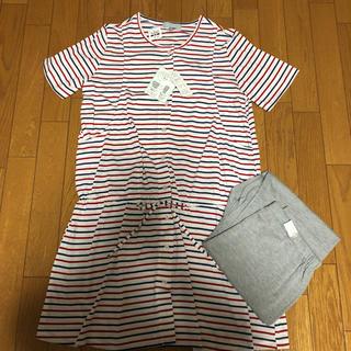 西松屋 - マタニティ パジャマ Mサイズ 授乳服