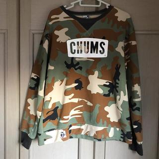 チャムス(CHUMS)のchums スウェット(スウェット)