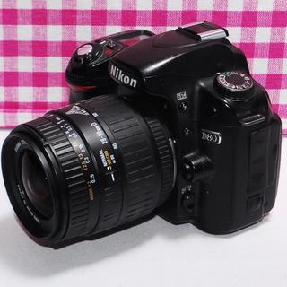 Nikon - ❤思い出たくさん綺麗に残そう❤Nikon D80 レンズキット・安心保証