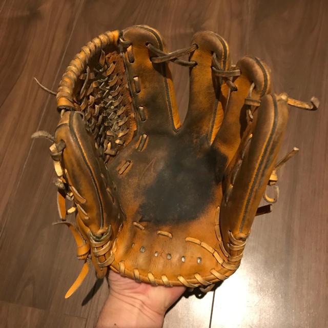 Zeems(ジームス)のジームス硬式内野用グローブ スポーツ/アウトドアの野球(グローブ)の商品写真