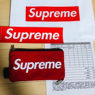 Supreme - supreme モバイルポーチ