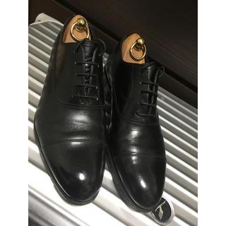 クロケットアンドジョーンズ(Crockett&Jones)の大塚製靴 ストレートチップ 24.0(ドレス/ビジネス)