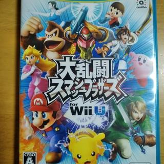 Wii U - wiiU 大乱闘スマッシュブラザーズ