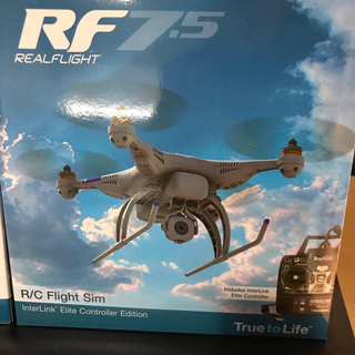 REAL FLIGHT 7.5 R/Cフライトシュミレーター(FUTABA)(ホビーラジコン)