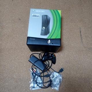 エックスボックス360(Xbox360)のXbox360 250GB 本体 おまけソフト(家庭用ゲーム本体)