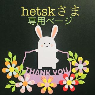 hetsk様♡専用ページ(アルバム)