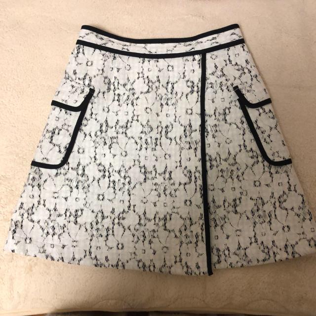 MERCURYDUO(マーキュリーデュオ)のレースボンディングタイトミニスカート レディースのスカート(ミニスカート)の商品写真