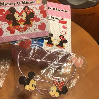 ディズニー(Disney)のミッキーミニー フォトフレーム(フォトフレーム)