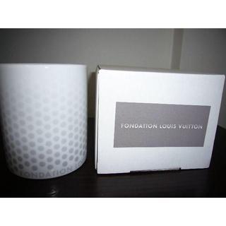 ルイヴィトン(LOUIS VUITTON)の【2点】Louis Vuitton ルイヴィトン美術館限定 マグカップ (グラス/カップ)