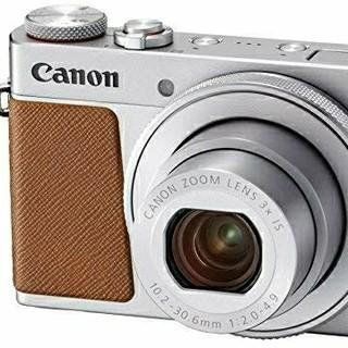 キヤノン(Canon)のキヤノン PSG9XMK2SL PowerShot G9 X Mark II(コンパクトデジタルカメラ)