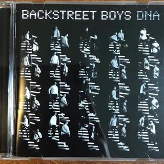 back street boys DNA 日本限定盤(ポップス/ロック(洋楽))
