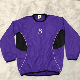 ルース(LUZ)のLUZ E SOMBLA ルース ピステ サイズL 紫 綺麗(ウェア)