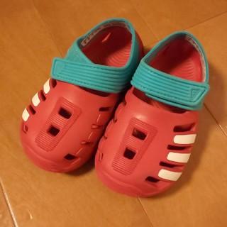 アディダス(adidas)のアディダス キッズ サンダル 13㎝(サンダル)