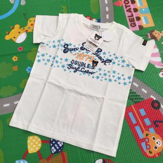 DOUBLE.B - ミキハウス ダブルB Tシャツ 100
