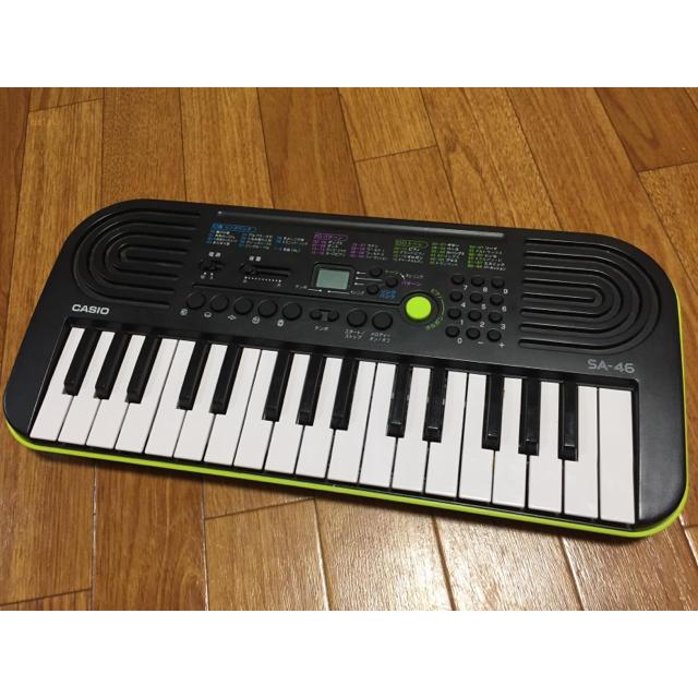 Casio SA-46 KeyboardNeu