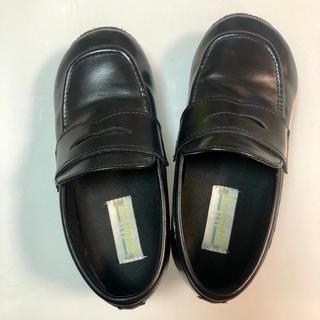 子ども靴 18.5 19cm ローファー 入学式 卒園式(フォーマルシューズ)