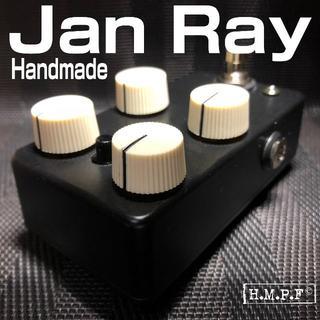 Jan Ray (VEMURAM)ハンドメイド (マットブラック)18V対応(エフェクター)