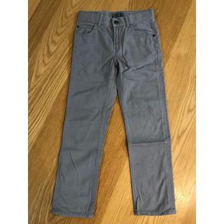エイチアンドエム(H&M)のH&M キッズ  パンツ 120cm グレー(パンツ/スパッツ)