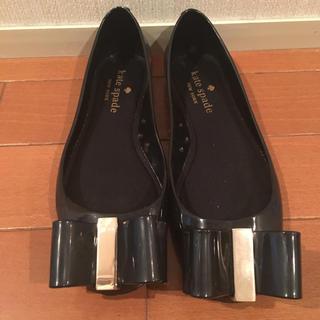 ケイトスペードニューヨーク(kate spade new york)のレインパンプス(長靴/レインシューズ)