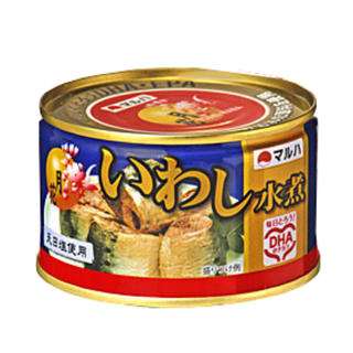 マルハニチロ 月花いわし水煮 10缶 いわし缶 イワシ缶(缶詰/瓶詰)