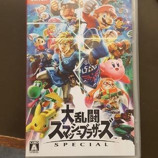 Nintendo Switch - 大乱闘スマッシュブラザースspecial