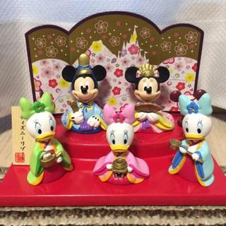 Disney - ディズニーリゾート限定 ひな人形
