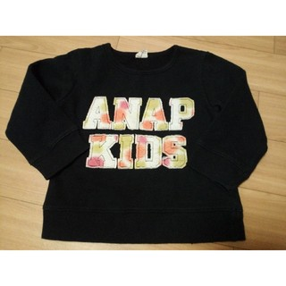 アナップキッズ(ANAP Kids)の110 ANAP KIDSトレーナー(Tシャツ/カットソー)