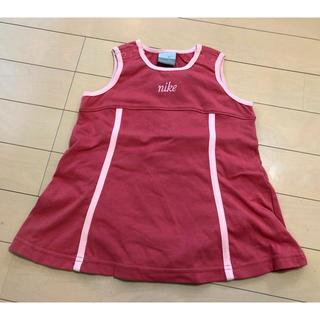 ナイキ(NIKE)のNIKE ナイキ DRI FIT ロンパース タンクトップ tシャツ(ロンパース)
