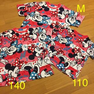 ディズニー(Disney)のディズニー Tシャツ三点セット(Tシャツ(半袖/袖なし))