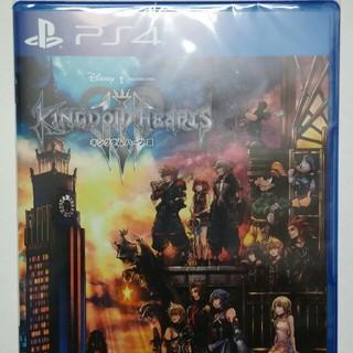 スクウェアエニックス(SQUARE ENIX)の(新品未開封) KINGDOM HEARTS Ⅲ (家庭用ゲームソフト)