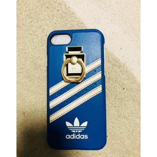 アディダス(adidas)のadidas⭐︎7.8対応スマホケース(iPhoneケース)