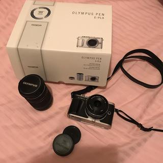 OLYMPUS PEN E-PL917mm望遠レンズセット