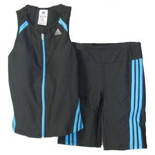 アディダス(adidas)の新品◆(М)アディダス 黒セパレートフィットネス水着(水着)