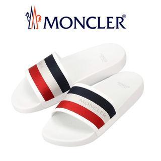 モンクレール(MONCLER)の【7】MONCLER19ss NEW BASILE トリコロールライン サンダル(サンダル)