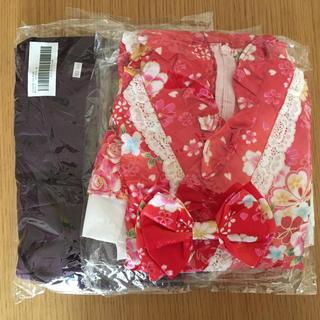 Catherine Cottage - 未使用品 着物ドレス 袴風スカート