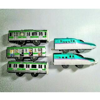 タカラトミー(Takara Tomy)のE5系はやぶさ 山手線 プラレール(電車のおもちゃ/車)