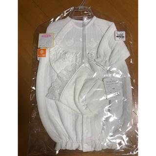 ベビー ドレス セレモニードレス 新生児 日本製 新品 50-60