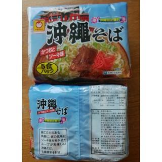 マルちゃん 沖縄そば (インスタント食品)