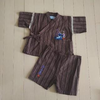 ディズニー(Disney)のスティッチ 甚平 80(甚平/浴衣)