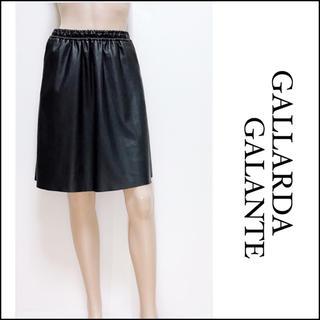 ガリャルダガランテ(GALLARDA GALANTE)のGALLARDA GALANTE ▶︎フェイクレザー スカート♡レッセパッセ(ミニスカート)