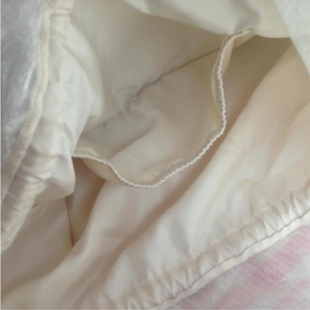 セモア ブライダルインナー 巾着袋 ゴールド レディースの下着/アンダーウェア(ブライダルインナー)の商品写真