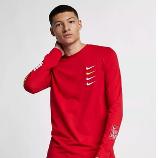 ナイキ(NIKE)のNIKE ロンT Sサイズ(Tシャツ/カットソー(七分/長袖))