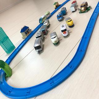 タカラトミー(Takara Tomy)のカプセルプラレール  車両セット(電車のおもちゃ/車)